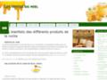 Détails : Les bienfaits du miel en médecine douce