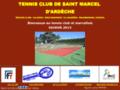 tennis club de st marcel d ardeche