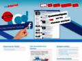 Voir la fiche détaillée : Via Internet : gestion de campagne AdWords!