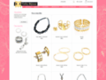 Bijoux fantaisie, plaqué or, africains et ethniques
