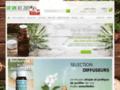 Détails : Votre boutique d'huiles essentielles haut de gamme, diffuseurs et objets zen
