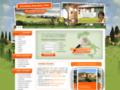 Location d'agrotourismes de villas et de maison en toscane