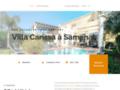 Détails : Vacances dans une villa dans le Golf de Marrakech