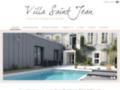 Villa saint jean