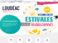 Loud�ac - Site officiel de la mairie.