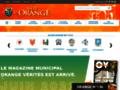 orange sur www.ville-orange.fr