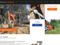 Détails : Vincent Multiservices : Location de matériel et travaux de terrassement
