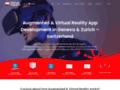 Détails : Marketing digital et interfaces numériques immersives
