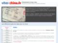 Détails : Visa Chine, guide d'obtention du visa chinois