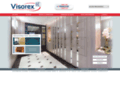 Voir la fiche détaillée : Visorex - Concept courrier et agencement, boite aux lettres et mobilier courrier