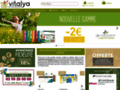 site http://www.vitalya.fr/catalog/index.php