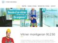 vitrier Montgeron : réparation vitrage