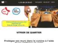 Entreprise de vitrerie en région parisienne