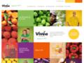 Détails : Coopérative Vivéa - Fruits et Légumes de la Réunion