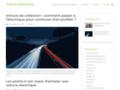 voitures electriques sur www.voitureelectrique.net