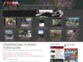 Le site spécialisé contre le vol des motocross