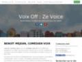 Votre Voix-Off : trouvez une Voix à Votre Image