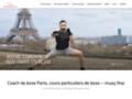 Coaching Privé Sportif, à domicile (Renforcement Musculaire, Boxe Thaï - Muay Thaï)