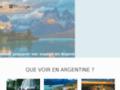 Détails : Voyage en Argentine : Bien préparer son voyage en Argentine