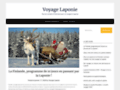 Vous voulez découvrir la Laponie?