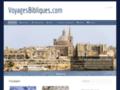 promotions voyages sur voyagesbibliques.com