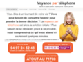 Voyance Natasha Medium - voyance par telephone - voyance gratuite
