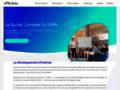 Vpnactu, plateforme en ligne pour faire un test serveur VPN