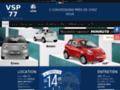 site http://www.vsp77.fr