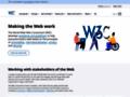Détails : W3C - World Wide Web Consortium