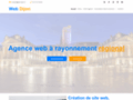 Détails : Plateforme qui vous aide dans la création de sites internet.