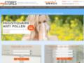 Moustiquaires et Stores occultants - Webstores