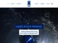 weber sur www.weber-mining.com