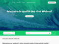 Détails : Annuaire SEO Websurf