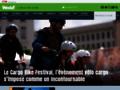 Weelz.fr Le 1er Magazine Web du vélo Urbain