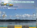 Ecole de kitesurf et bouée tractée