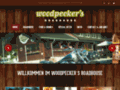 Woodpeckers Roadhouse in Bottrop mit Carside