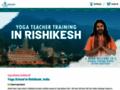Yoga in Rishikesh, Yoga Teacher Training in Rishikesh  WPYS