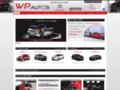 site http://www.wpautos.fr