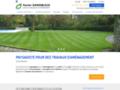 Détails : aménagement d'un jardin à Namur