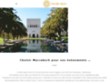 Détails : Organisation d'événements professionnels à Marrakech