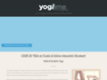Cours de yoga à tarif libre