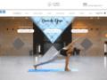cours de yoga sur www.yogatime.fr