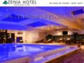 Détails : Hôtel Spa Zenia à Combrai Proville, Nord (59)