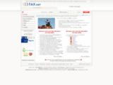 123-Fax.net - Envoi-Réception de fax par web