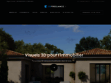 infographiste 3d, freelance, architecture, immobilier, animateur 3d, illustrateur 3d, perspectiviste 3d, roughman, illustrateur personnages, modélisation 3d, designer de stands, designer 3d, graphiste 3d, effets spéciaux