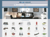 3D download, textures, ressources, modela, modeles, tutoriels, autorails, object 3d, architecture