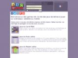 Jeux de lettres gratuits en ligne
