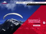 Absolute Chamonix parapente et speed riding