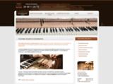 Accordage de piano à Carcassonne