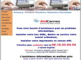 Assistance Informatique AID Cannes et 06